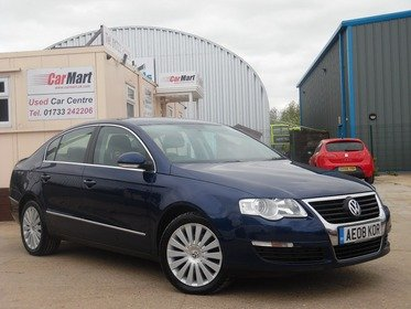 Volkswagen Passat 2.0 TDI HIGHLINE 140PS DSG
