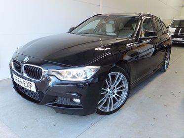 BMW 3 SERIES 2.0 320d M SPORT TOURING