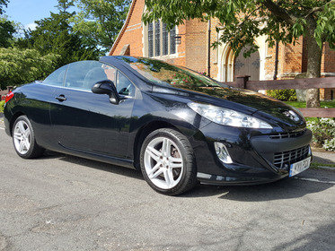 Peugeot 308 2.0 HDI FAP SE COUPE CABRIO 140BHP 3% FLAT RATE FINANCE ON THIS CAR!