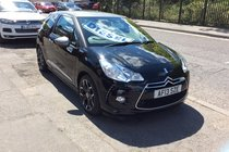 Citroen DS3 E-HDI AIRDREAM DSPORT BUY NO DEP & £32 A WEEK T&C APPLY