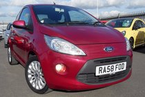 Ford Ka 1.2 ZETEC, 1 LADY OWNER, SERVICE HISTORY