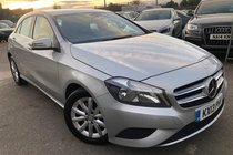 Mercedes A Class A180 1.6 BLUEEFFICIENCY SE DCT AUTOMATIC PETROL