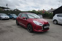 Citroen DS3 BLUEHDI ELEGANCE S/S ZERO ROAD TAX ! FULL SERVICE HISTORY ! 1 OWNER CAR ! SAT NAV ! 12 MONTHS MOT !