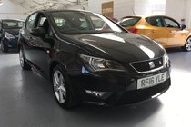 SEAT Ibiza TSI FR TECHNOLOGY ONLY 27000 MILES!
