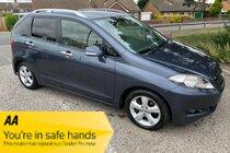 Honda FR-V I-CTDI EX - FULL MOT - 10x SERVICE STAMPS - ANY PX