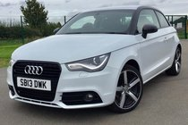 Audi A1 1.6 TDI AMPLIFIED EDITION HATCHBACK