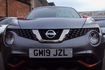 Nissan Juke 1.6 TEKNA BOSE EXTERIOR PLUS PACK XTRONIC SAT NAV 360 CAMERAS