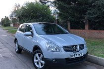 Nissan Qashqai TEKNA PANO ROOF LEATHER WARRANTY INCLUDED
