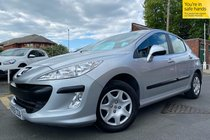Peugeot 308 S used car in Silver