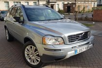 Volvo XC90 D5 AWD Executive (Geartronic)