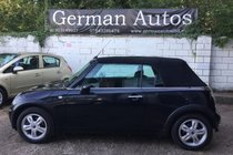 MINI Convertible 1.6 ONE