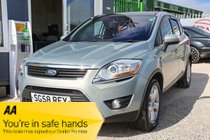 Ford Kuga SPARE OR REPAIR  Mot Failure