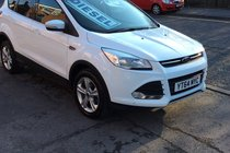 Ford Kuga ZETEC TDCI BUY NO DEP & £ 53 A WEEK T&C APPLY