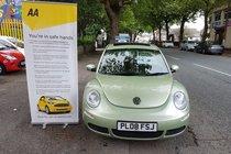 Volkswagen Beetle TDI 105BHP