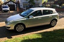 Vauxhall Astra DESIGN 16V E4