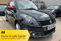 Suzuki Swift SPORT SZ-R Number 10 OF 100 IN COMPLIANCE WITH COVID-19 ALL VEHICLES ARE AVAILABLE FOR VIDEO VIEWINGS & CONTACT FREE DELIVERIES