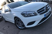 Mercedes A Class A 180 CDI BlueEFFICIENCY Sport