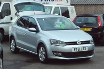Volkswagen Polo 1.2 MATCH 68,000 MILES FULL SERVICE HISTORY