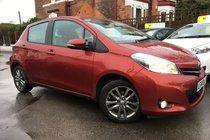 Toyota Yaris 1.3 VVT-I ICON PLUS M-DRIVE S AUTO