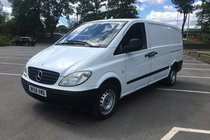 Mercedes Vito 109 CDI LONG P/V