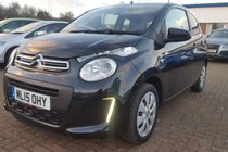 Citroen C1 Feel VTi 68 3-door