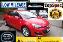 Vauxhall Astra 1.4 16v Active 5dr