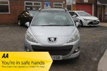 Peugeot 207 HDI SW SPORT - Good MPG - Annual Road Tax £30.00 - Low Running Costs - Practical Estate Car!