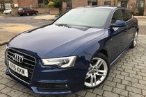 Audi A5 SPORTBACK TDI QUATTRO S LINE