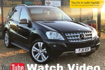 Mercedes M Class ML300 CDI BLUEEFFICIENCY SPORT