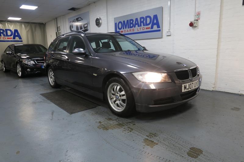BMW 3 SERIES