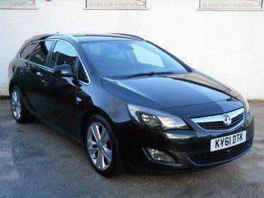 Vauxhall Astra 1.7 CDTi ecoFLEX 16v SRi 5dr 1 OWNER ,FULL VAUXHALL HISTORY