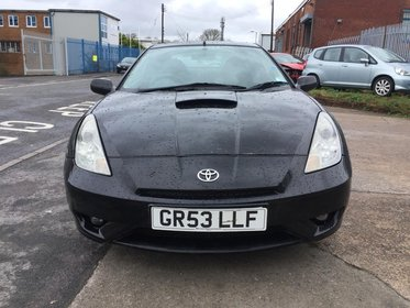 Toyota Celica VVTI