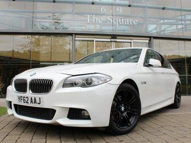 BMW 5 SERIES 520d M SPORT