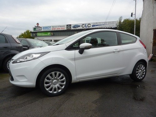 Ford Fiesta 1.4 STYLE + AUTO