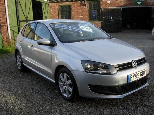 Volkswagen Polo 1.6 TDI SE 75PS