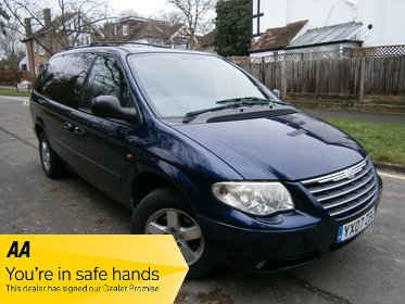 Chrysler Voyager CRD GRAND EXECUTIVE XS