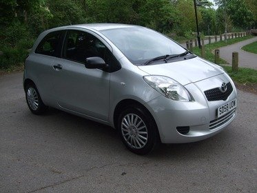 Toyota Yaris 1.0 VVT-I T2, NEED CREDIT-FINANCE AVAILABLE