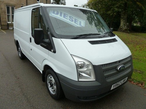 Ford Transit T280 Low Roof SWB 100ps Euro 5
