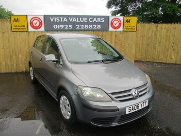 Volkswagen Golf Plus 1.4 FSI S,LOVELY CLEAN CAR , GREAT VALUE