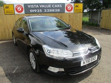 Citroen C5 1.6 HDI 16V VTR 110HP, LOVELY CAR , BARGAIN PRICE