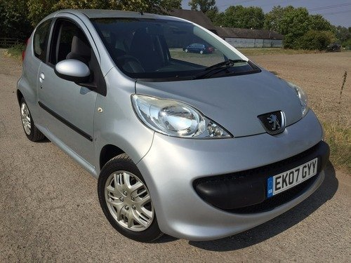 Peugeot 107 1.0 URBAN # DEPOSIT RECEIVED #