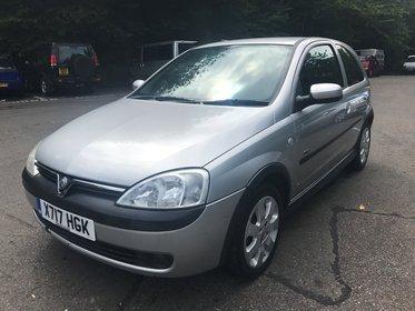 Vauxhall Corsa 1.4I 16V SRI