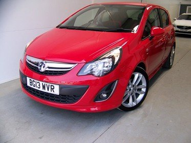 Vauxhall Corsa 1.4I VVT A/C SRI