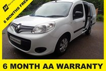 Renault Kangoo ML19 BUSINESS PLUS DCI 6 MONTH AA WARRANTY - 12 MONTH MOT - FULL SERVICE -  12 MONTH AA BREAKDOWN COVER