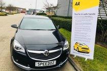 Vauxhall Insignia SRi NAV 2.0CDTi 170PS