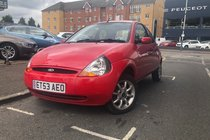 Ford Ka KA (CAT C).Part Exchange To Clear