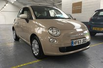 Fiat 500 COLOUR THERAPY ONLY 42300 MILES!!