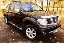 Nissan Navara 2.5 DCI OUTLAW DOUBLE CAB 4X4