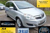 Vauxhall Zafira 1.6 i Energy 5dr