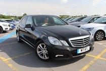Mercedes E Class E350 CDI BLUEEFFICIENCY AVANTGARDE TAN LEATHER PRIVACY GLASS